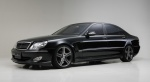 Комплект WALD EXECUTIVE LINE W221 Look для Mercedes-Benz S-Class W220