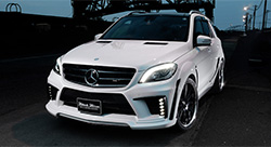 M-CLASS Sports Line Black Bison Edition