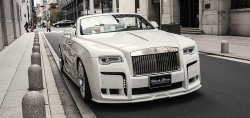 SPORTS LINE Black Bison Edition for Rolls-Royce DAWN