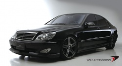 S-CLASS  EXECUTIVE LINE W221 Look