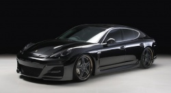 PANAMERA SPORTS LINE Black Bison Edition