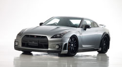 GTR  R35 Sport Line Black Bison Edition