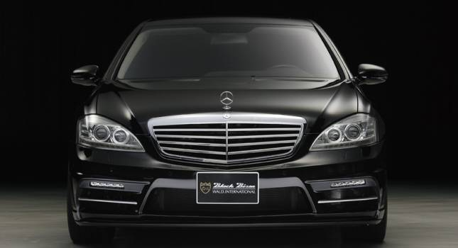 S-CLASS Sports Line Black Bison Edition 09~