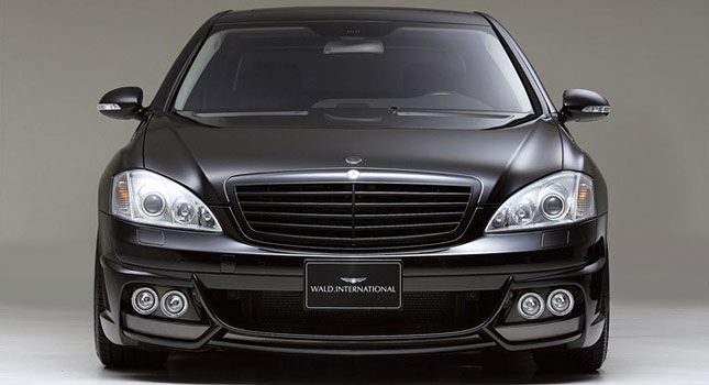S-CLASS Sports Line Black Bison Edition ~09