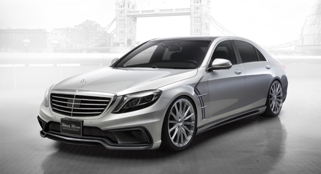 S-CLASS Sports Line Black Bison Edition W222